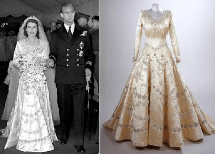 Свадьба королевы Елизаветы и Филиппа Маунтбеттена