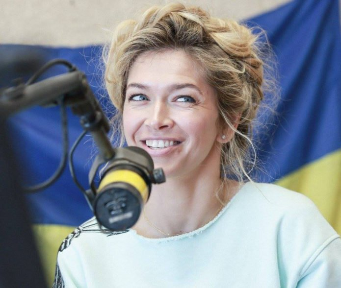 Вера Брежнева на радио