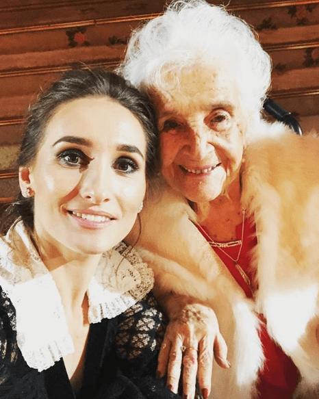 Анастасия и Анна Винокур
