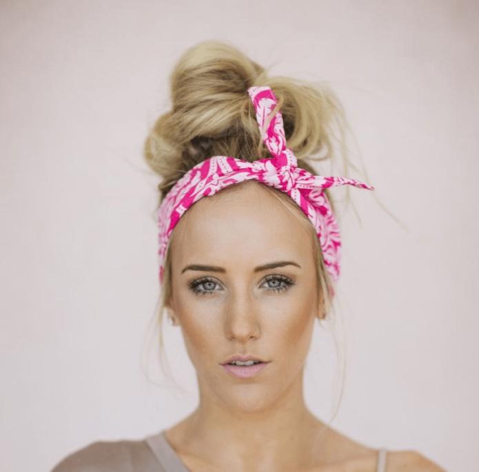 бандана для волос