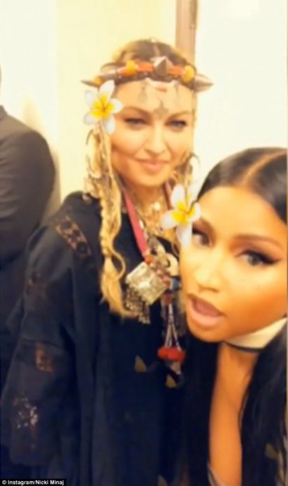 Мадонна и Ники 2