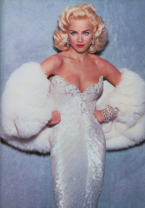 Мадонна — одна из самых стильных женщин мира