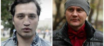 Степан Меньшиков и Солнцев