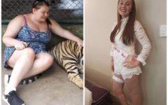 10 девушек, похудевших на 50 кг