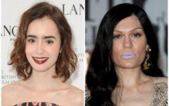 Неудачный макияж звезд