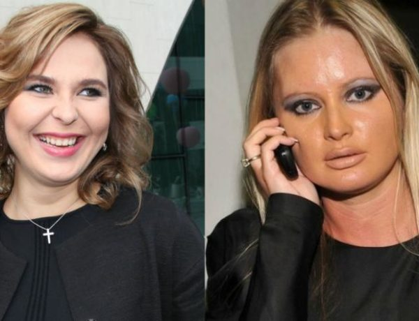 Полные Пелагея и Дана Борисова
