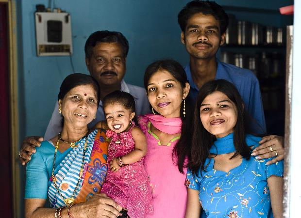 семья Джоти Амджи