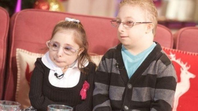 Бриджит самая маленькая женщина в мире