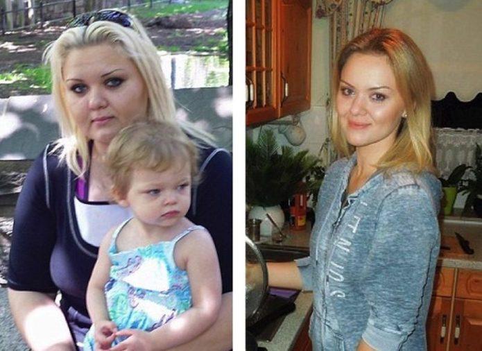 Алвин Рейн до и после похудения