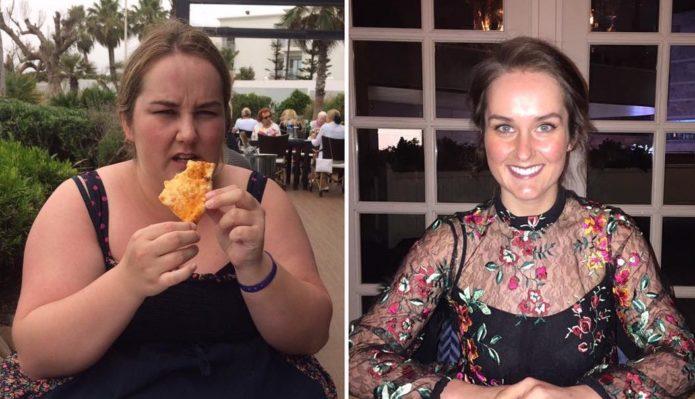 Дженнифер Гинли до и после похудения