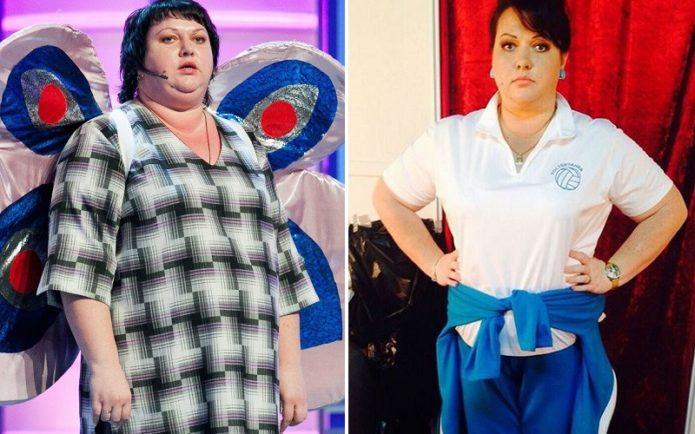 Ольга Картункова — звезда канала ТНТ, которая похудела и сильно изменилась
