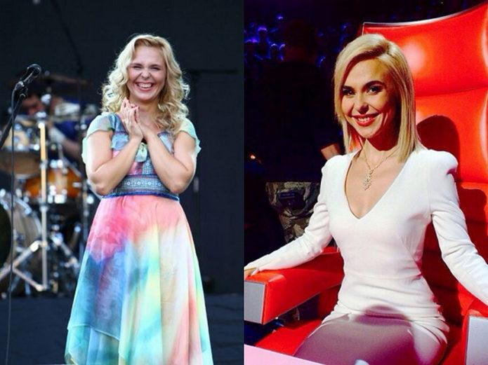 Певица Пелагея до и после похудения