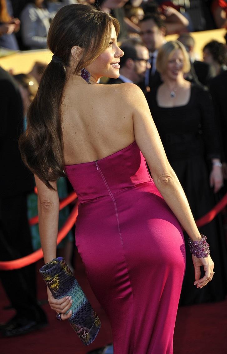 лучшие попы знаменитых актрис смотреть