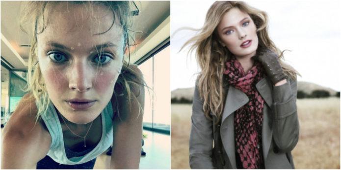 Модели виктории сикрет без макияжа