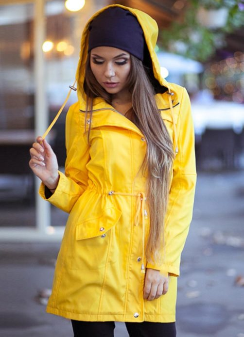Женские куртки на осень 2018