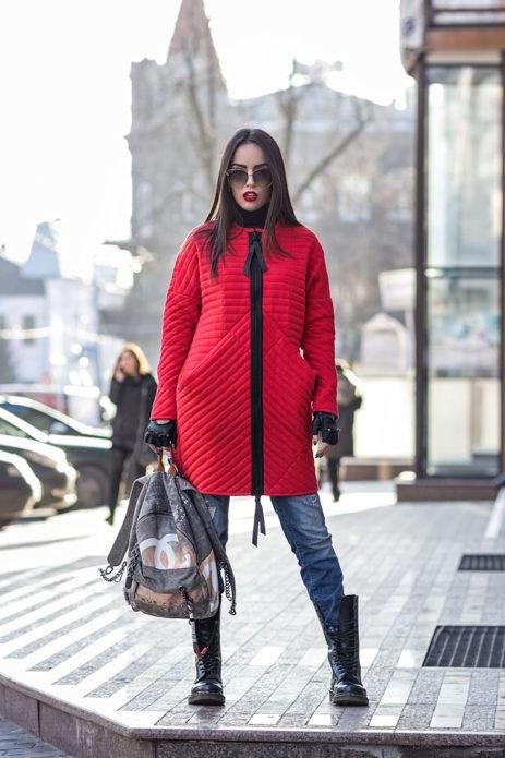Женские куртки осень 2018
