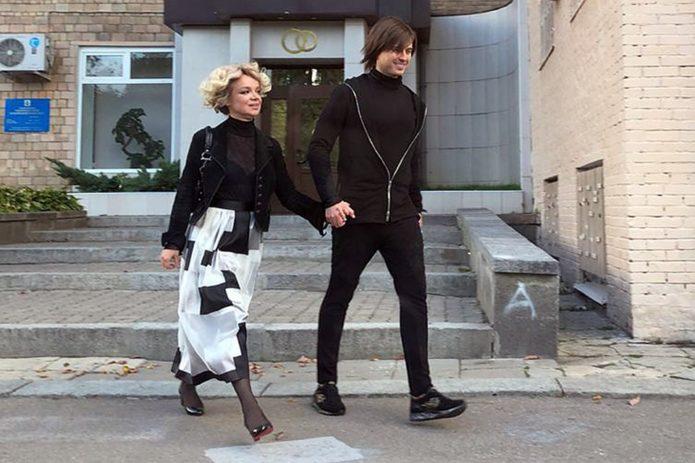 Виталина Романовская и Прохор Шаляпин