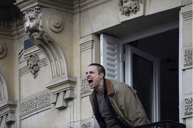 Париж город зомби
