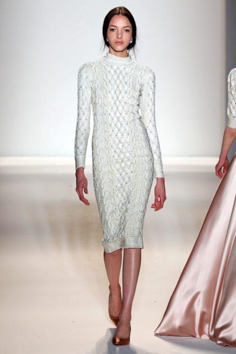 Платья осень 2018
