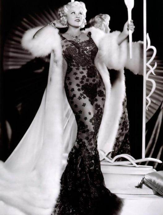 3fe6df13a7b47 Стиль Марлен Дитрих – фото брюк, платьев и другой одежды и прочих ...
