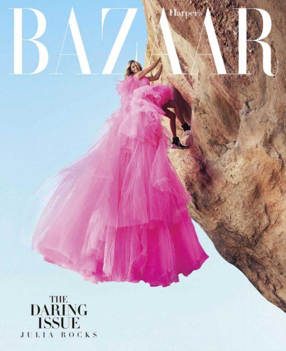 Джулия Робертс для Harper's Bazaar