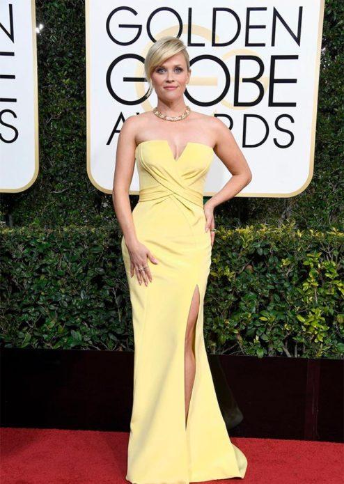 Лучшие платья «Золотого глобуса»