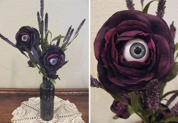 Цветы с глазами