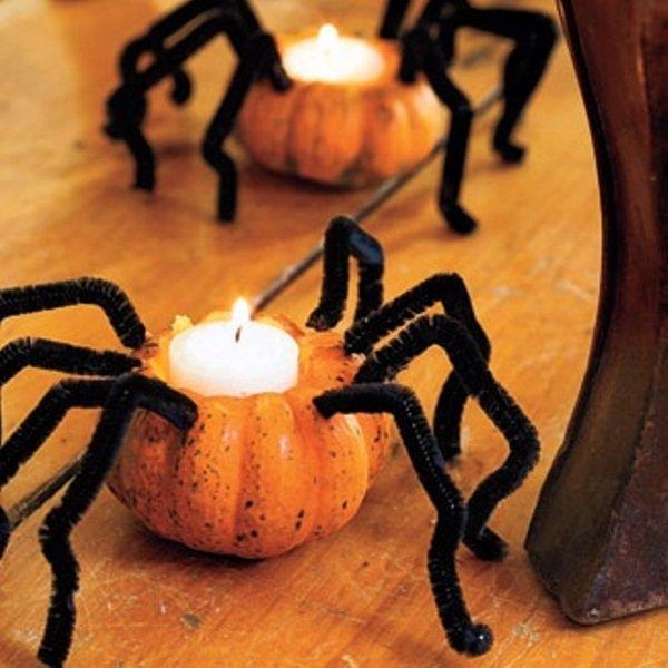 Свечи-пауки