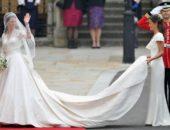 Кейт Миддлтон на свадьбе