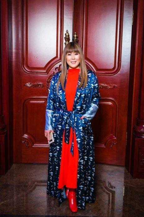 Худшие наряды Аниты Цой