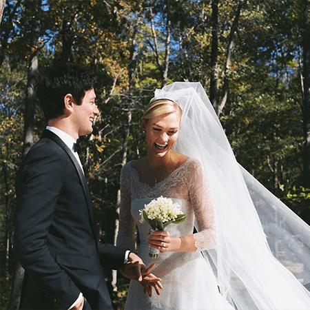 Свадьба Карли Клосс