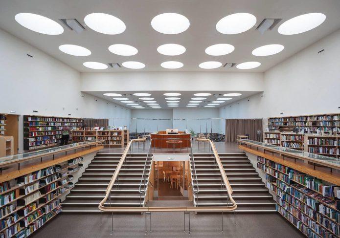 Библиотека им. А. Аалто в г. Выборг