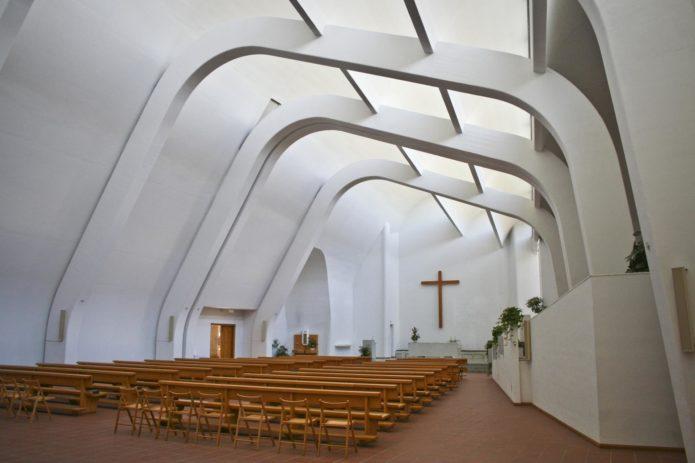 Церковь Риола в г. Вергато