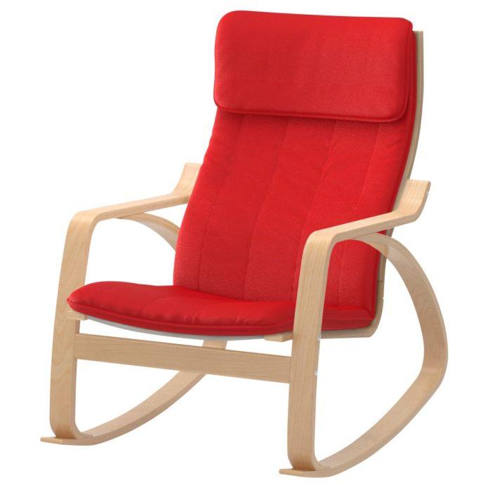 Кресло-качалка POENG, IKEA