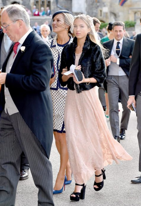 Самые интересные наряды на свадьбе принцессы Евгении