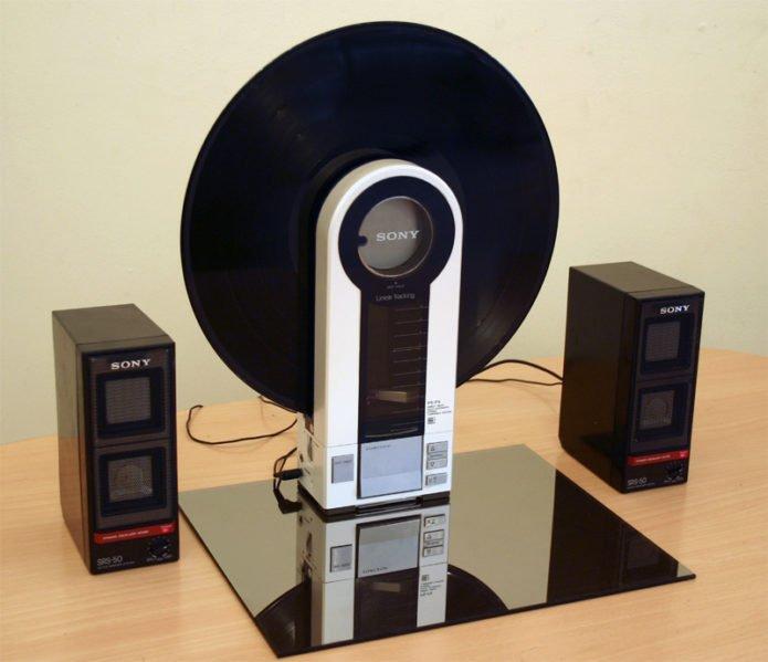 Sony PS-F9/PS-F5