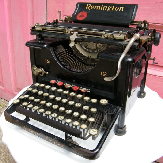 Remington №1
