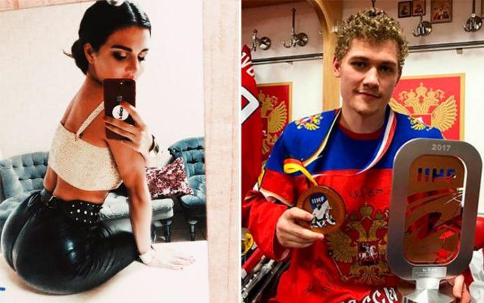Анна Седокова и Андрей Миронов