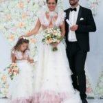 Свадебное платье Тани Терешиной