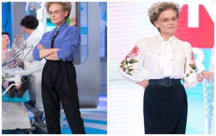 Елена Малышева сменила стилиста