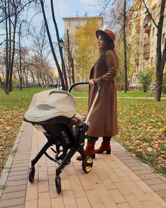 Наталья Медведева родила второго ребенка