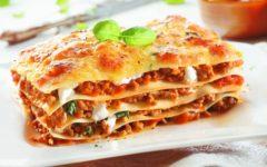 Лазанья из лаваша — рецепты