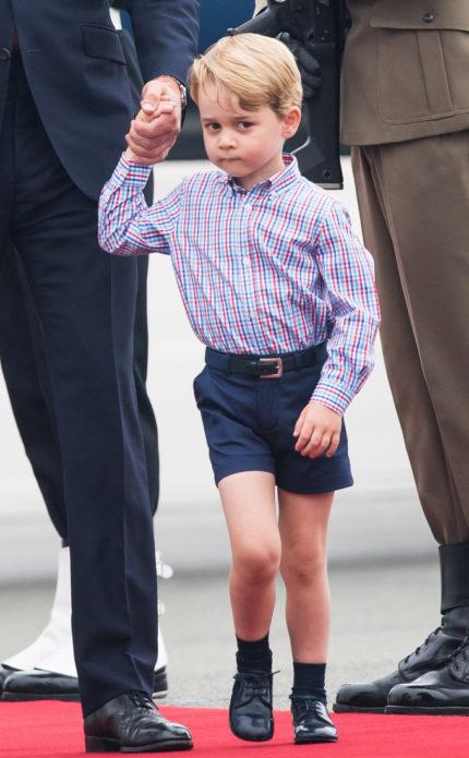 Джордж, принц
