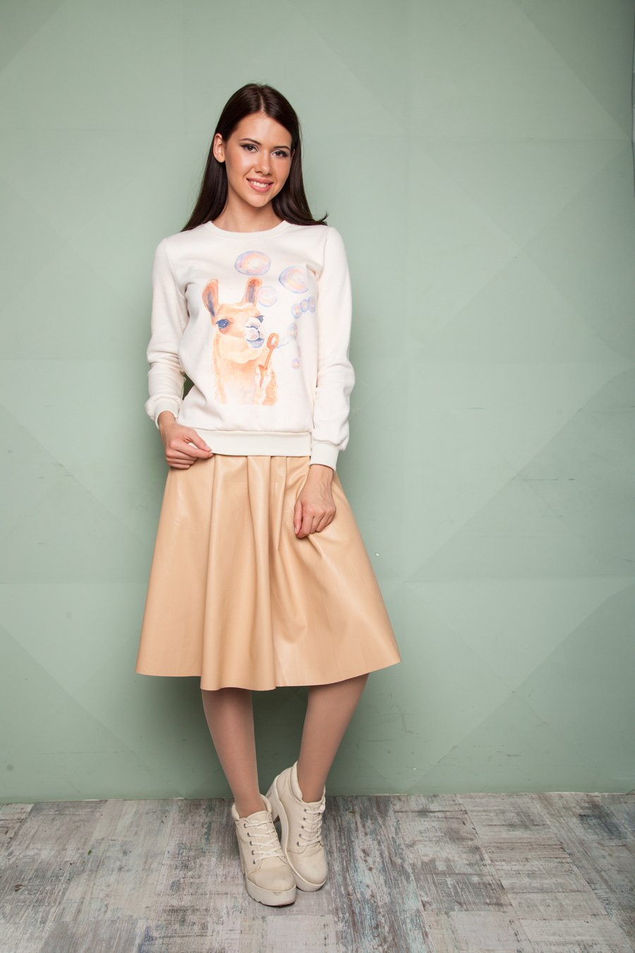 Толстовка и юбка картинки