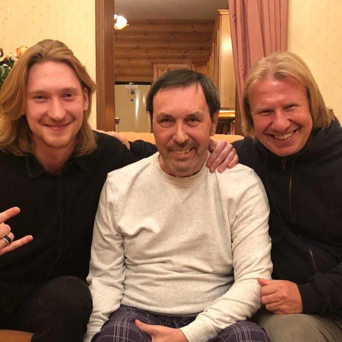 Ivan, Николай Носков и Виктор Дробыш