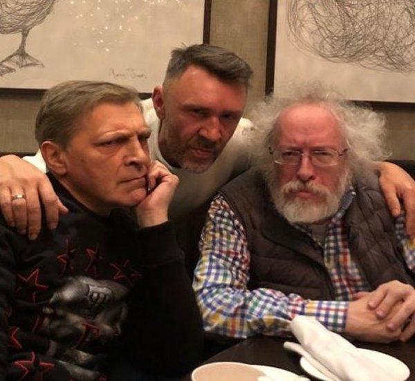 Александр Невзоров, Сергей Шнуров и Алексей Венедиктов