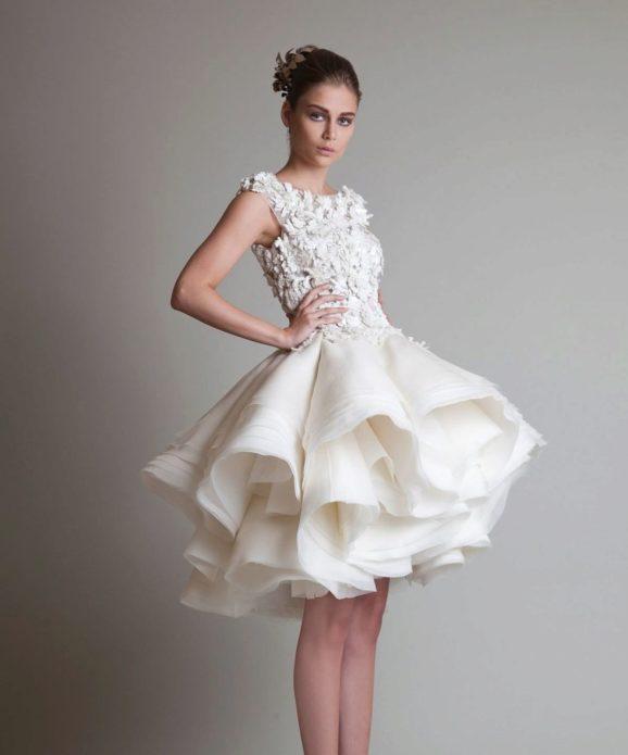 Необычный дизайн для оригинальных невест