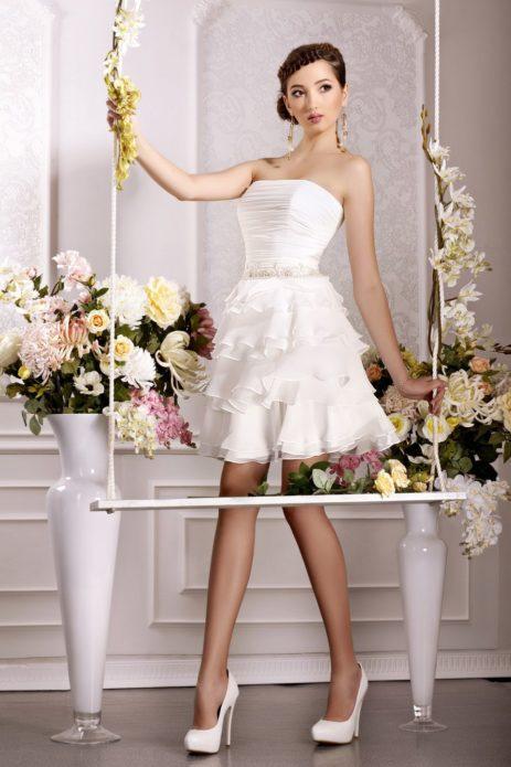 Цветочная невеста