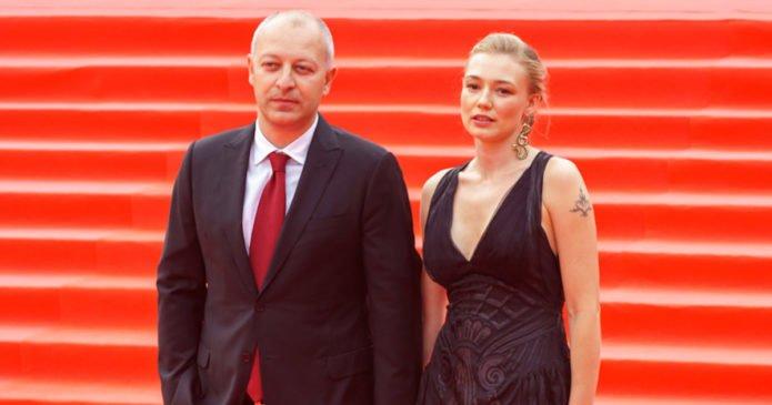 Арчил Геловани и Оксана Акиньшина