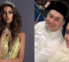 Мисс Москва-2015 Оксана Воеводина вышла замуж за короля Малайзии